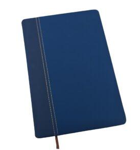 Agenda DUO albastra