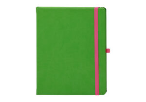 Agenda personalizata Notebook PRO 13x21 verde