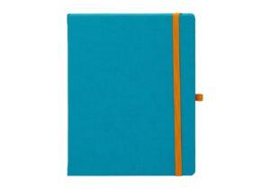 Agenda personalizata Notebook PRO 13x21 albstru deschis