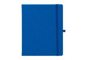 Agenda personalizata Notebook PRO 13x21 albastru inchis
