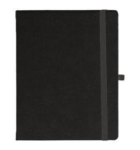 Agenda personalizata Notebook PRO 13x21 neagra