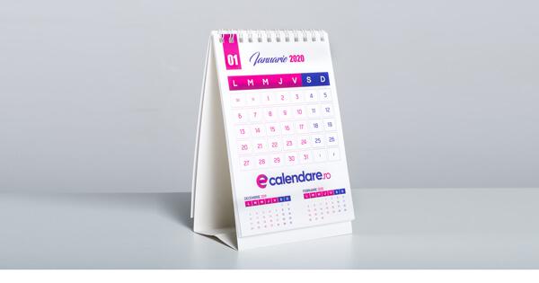 Calendare personalizate A6