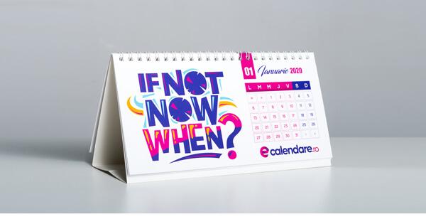 Calendare personalizate DL