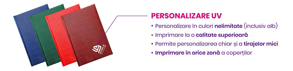 Personalizare agenda Ideal