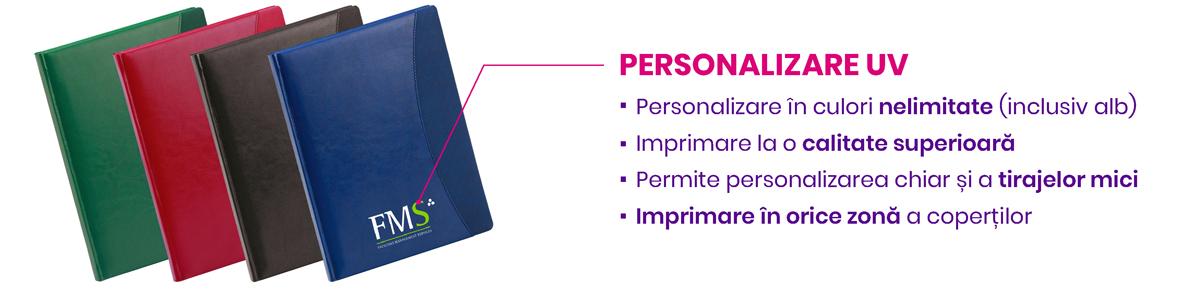 Personalizare agenda Prestige