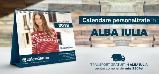 calendare alba iulia