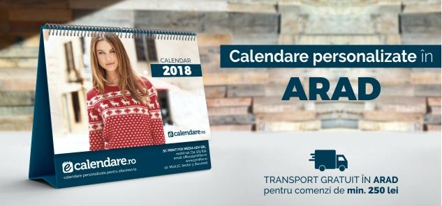 calendare arad