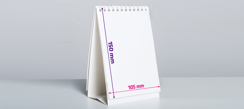 Dimensiuni calendare A6